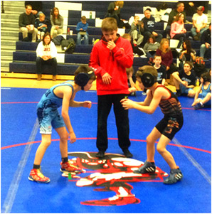 Patriot Wrestler